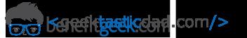 GeekTastic Dad Logo